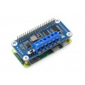 画像3: Motor Driver HAT for Raspberry Pi, I2C Interface