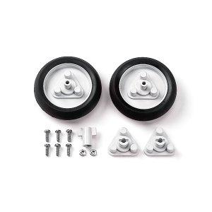 画像1: ナロータイヤセット(58mm径)  Item No:70145     Narrow Tire Set(58mm DIA.)