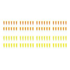 画像1: 3mm プッシュリベットセット Item No:70155    3mm Push Revet Set