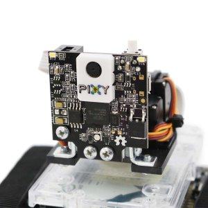 画像5: Pixy2 on Zumoキット-画像認識追従Robot