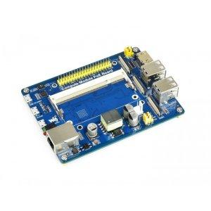 画像1: Compute Module IO Board with PoE Feature, for Raspberry Pi CM3/CM3L/CM3+/CM3+L
