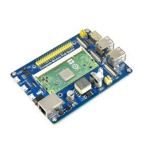 画像2: Compute Module IO Board with PoE Feature, for Raspberry Pi CM3/CM3L/CM3+/CM3+L