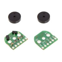 Magnetic Encoder Pair Kit for Micro Metal Gearmotors, 12 CPR, 2.7-18V (old version)