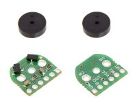 Magnetic Encoder Pair Kit for Micro Metal Gearmotors, 12 CPR, 2.7-18V (old version)