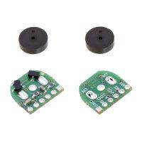 Magnetic Encoder Pair Kit for Micro Metal Gearmotors, 12 CPR, 2.7-18V