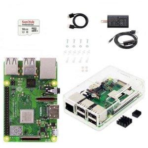 画像2: Raspberry Pi3 B+スターターキット
