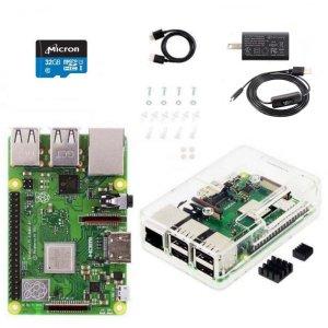 画像1: Raspberry Pi3 B+スターターキット