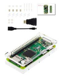 Raspberry Pi Zero WH ボード&ケースセット =3ple Decker 対応=