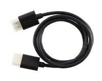 HDMIケーブル A-A 1m黒