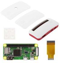 Raspberry Pi Zero WH ボード&公式ケースセット