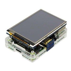 画像1: 3.5inch HDMI LCD ボード&Slimケースセット