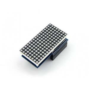 画像1: Tinker Board対応 LED Matrix