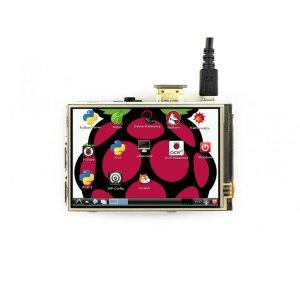画像3: Raspberry Pi 用 3.5inch HDMIタッチスクリーンLCD