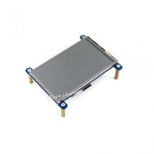 画像2: Raspberry Pi 用 4inch HDMIタッチスクリーンLCD,IPS,800x480