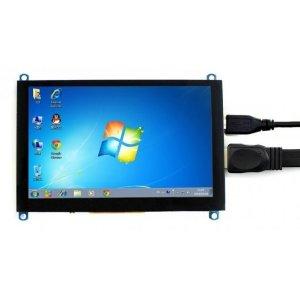 画像4: Raspberry Pi 用 5inch タッチスクリーンLCD(H) マルチメディア対応