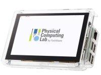 "Raspberry Pi用5""HDMIディスプレイ  & 3ple Deckerスタンドセット"