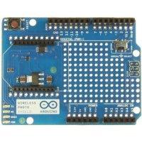 Shield - Wireless SD Shield(SDカードスロット付き)