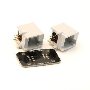 画像1: Extender Kit for NXT/EV3 Cables (requires Soldering)