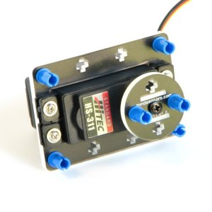 画像1: HS311 RC Servo (43 grams) with mounting kit for NXT