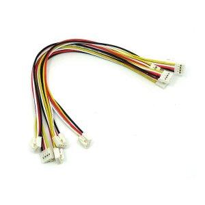画像1: Grove - Universal 4 Pin Buckled 20cm Cable (5pcs Pack)