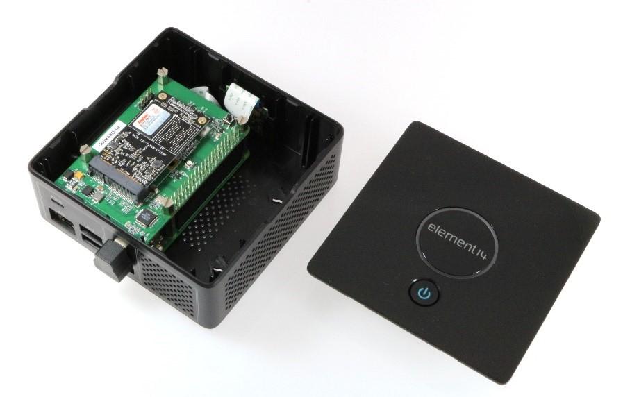 raspberry piでデスクトップpcが実現できるpi desktopキット国内販売開始