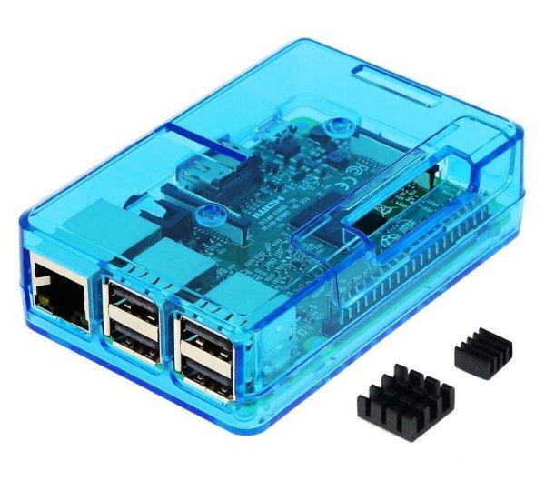 画像1: 3ple Decker Raspberry Pi ケース  クラスルーム用セット (1)