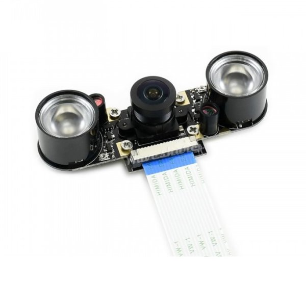 画像1: Jetson Nano用 IMX219-160 IR カメラ (1)